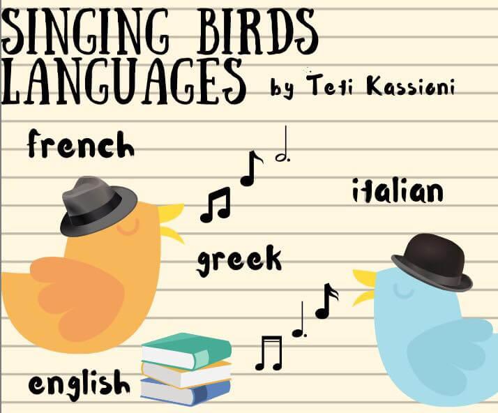 Singing Birds Languages