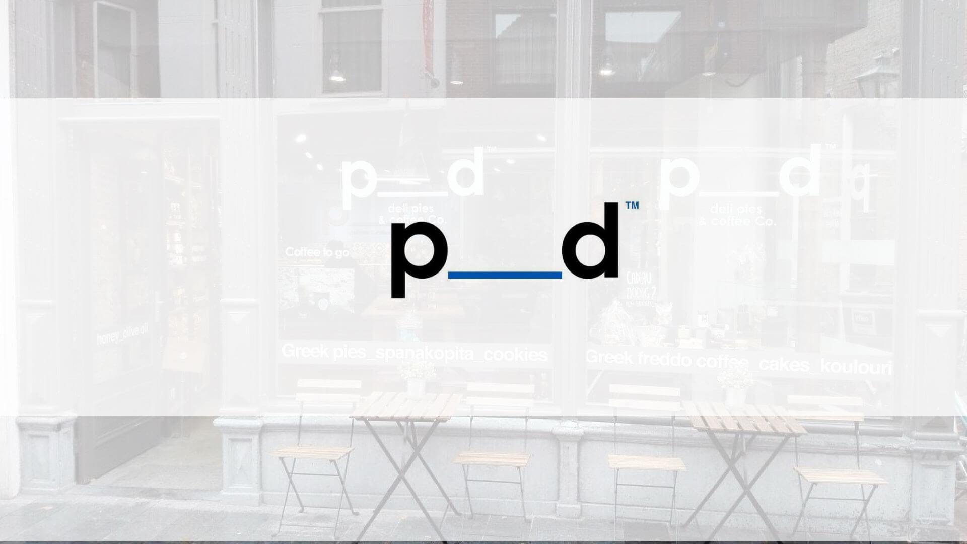 P__D deli pies & coffee Co.